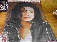 A Vinatge Michael Jackson Bed Set