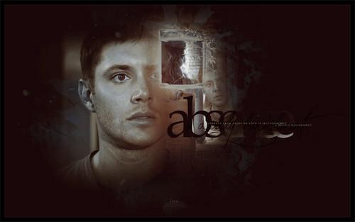 Jensen Ackles Hintergrund entitled Absence