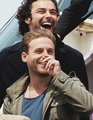 Aidan and Dean