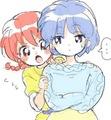 Akane Tendo & Ranma-chan