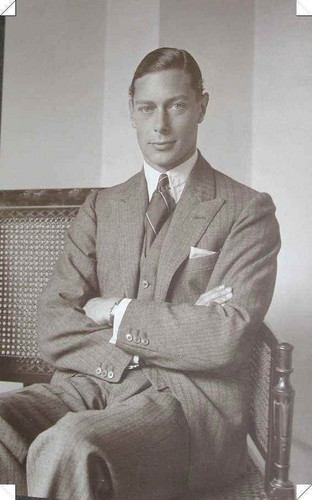 Albert, Duke of York-queen's father