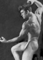Alex Pilin - vintage-beefcake photo