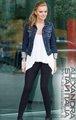 Alexandra Stan-Outdoor Photoshoot