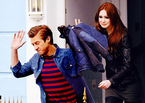 Amy and Rory ♥