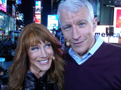 Anderson & Kathy Griffin