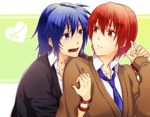 Angel Beats! Yaoi