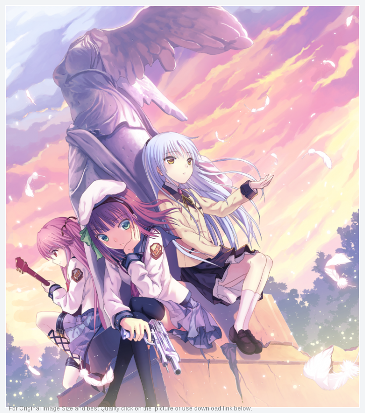 Angel beats ichiban no takaramono lyrics