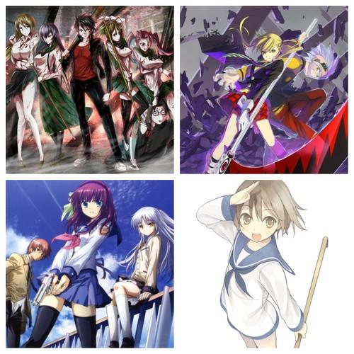 日本动漫 Background's.