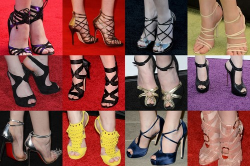 Anna Kendrick's shoes