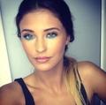 Antonia Iacobescu beauty romanian model