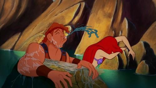 Ariel and Hercules