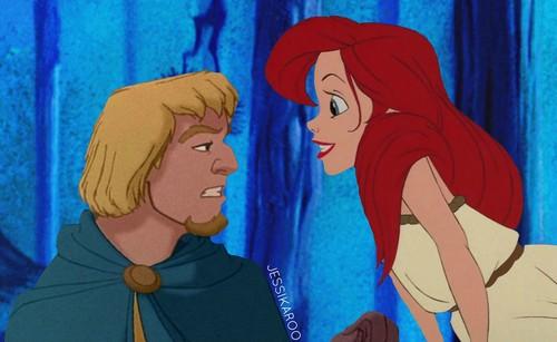 Ariel x Phoebus