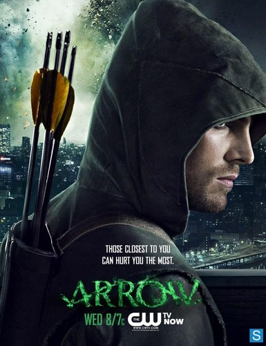 ARROW/アロー February 2013 Sweeps Poster