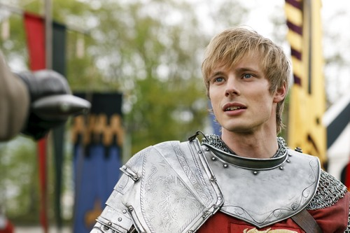 Bradley James wallpaper possibly containing a breastplate called Arthur Pendragon