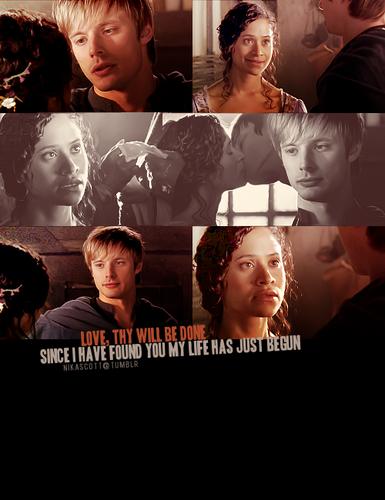 Arwen: प्यार Thy Will Be Done