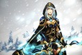 Ashe - league-of-legends photo