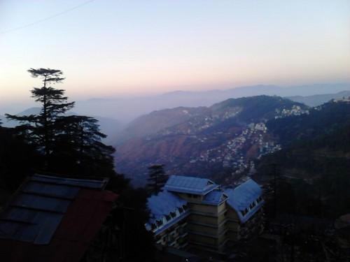 At Shimla <333 Taken sejak Me