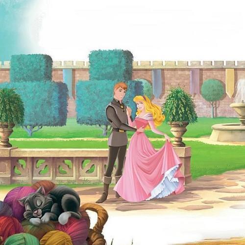 Princess Aurora fondo de pantalla with a calle called Aurora and Phillip