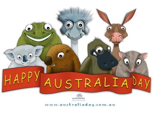 Australia Tag
