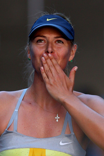 Maria Sharapova wallpaper called Australian Open 2013