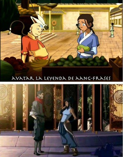 Avatar, La Légende de Korra fond d'écran called Avatar