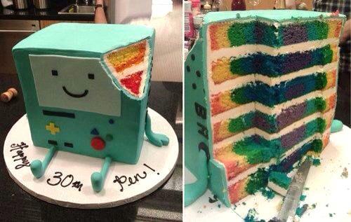BMO Cake
