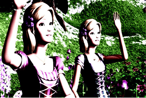 Barbie Liana Twins ( Twiligt version )
