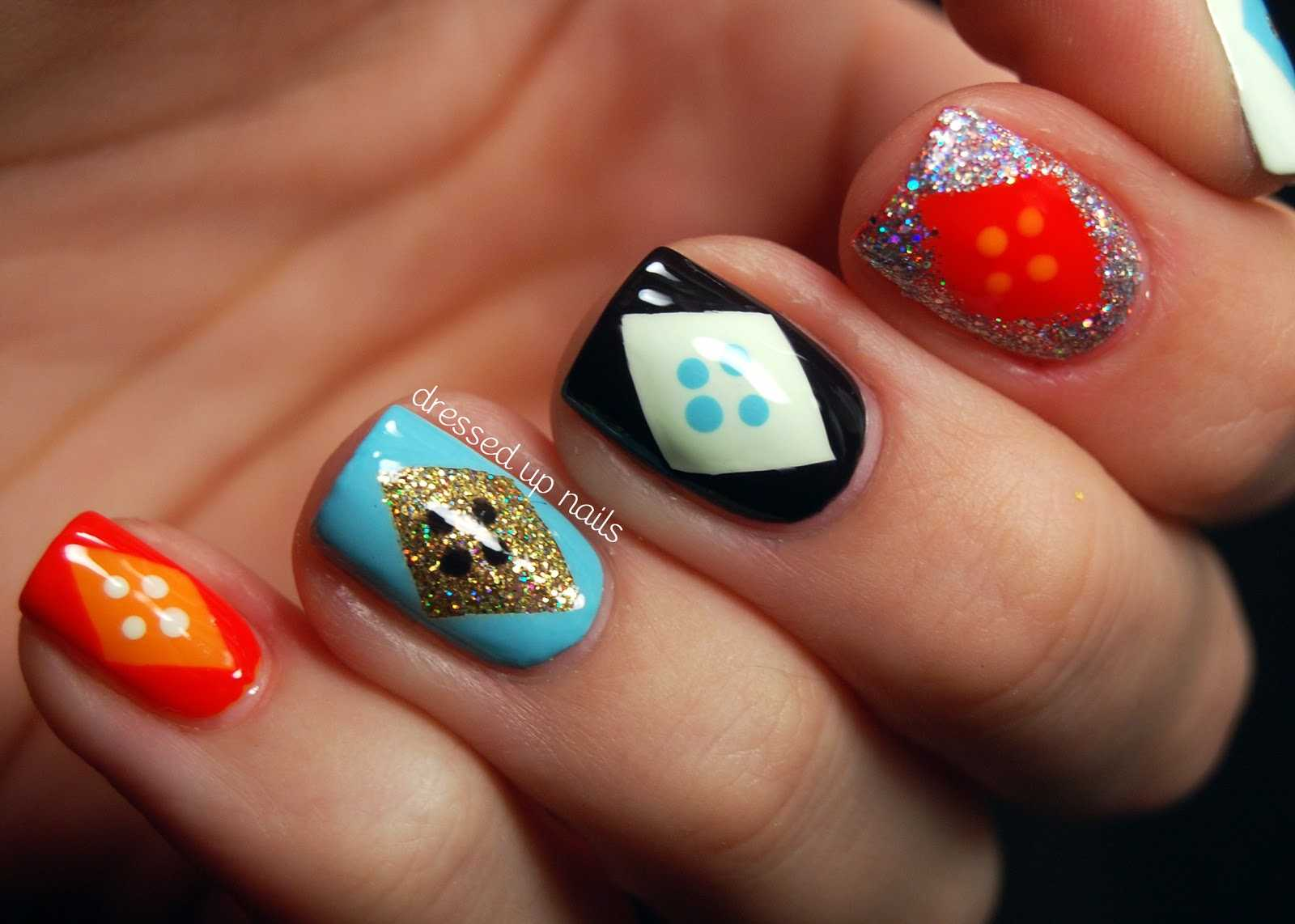 Beautiful nail - Nails, Nail Art Photo (33419924) - Fanpop