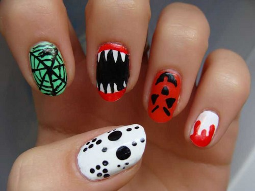 Nails, Nail Art wallpaper called Beautiful nail