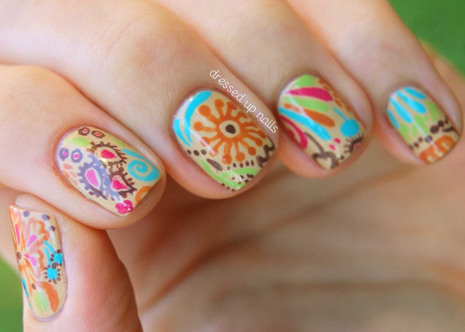 Beautiful nail - Nails, Nail Art Photo (33419927) - Fanpop