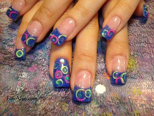 Beautiful nails nails nail art photo