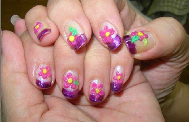 Beautiful nails - Nails, Nail Art Photo (33459382) - Fanpop