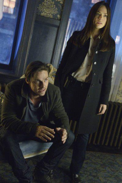 "Beauty and the Beast 1x12 ""Trust No One"" Photos!"