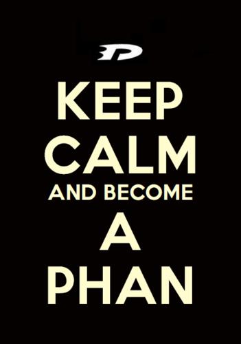 Become a Phan!