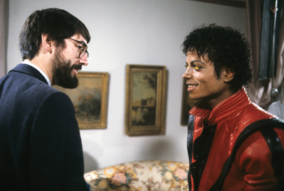 "Behind The Scenes In The Making Of ""Thriller"""