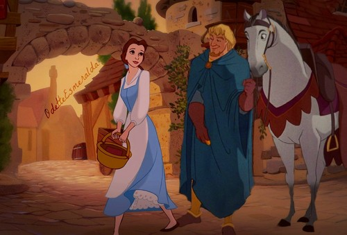 Belle and Pheobus