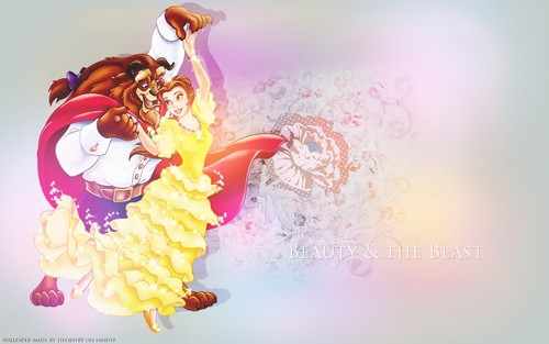 Belle and the Beast ~ ♥