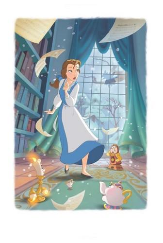 Belle wallpaper titled Belle