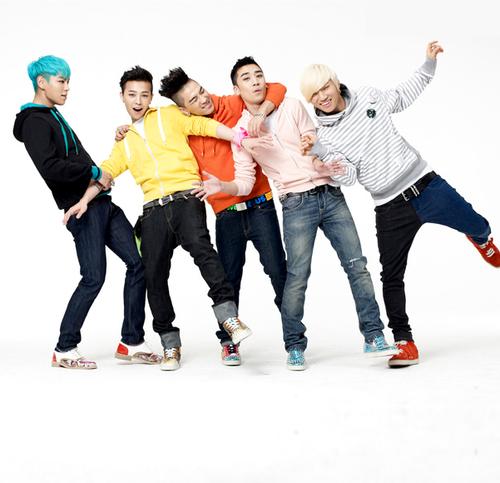 Big Bang♥