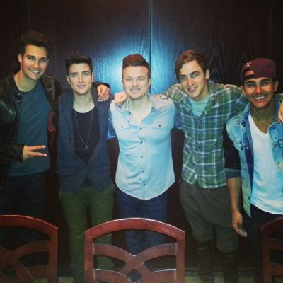 Big Time Rush with JoJo Wright