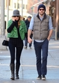 Blake &amp; Ryan out in NYC - blake-lively photo
