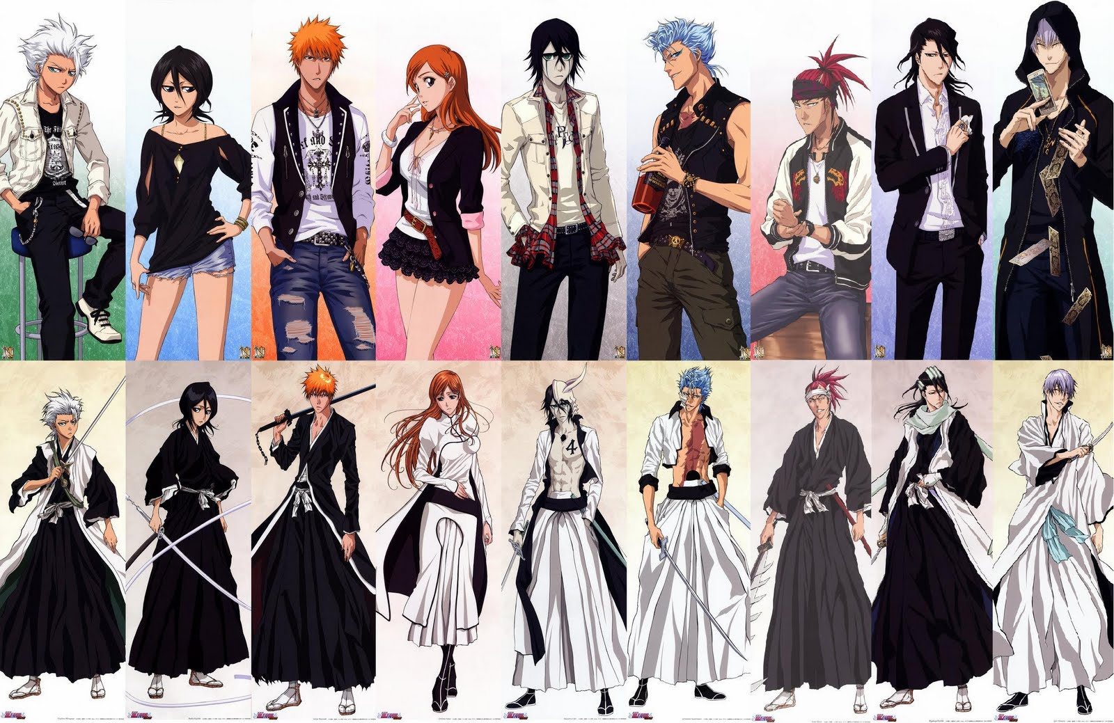 Bleach Anime images Bleach HD wallpaper and background photos ...