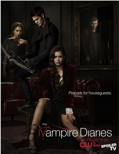 Bonnie & Klaus in NEW Promotional picha