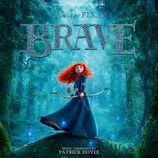 Храбрая сердцем Soundtrack Cover