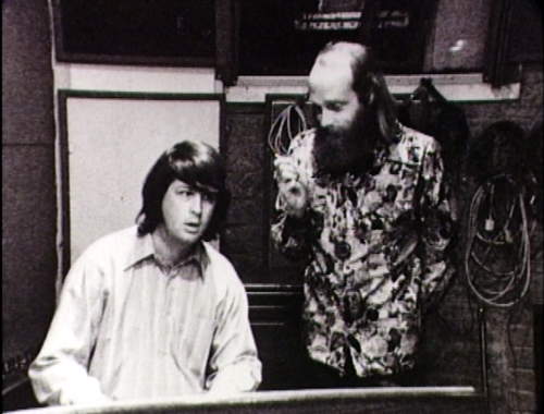 Brian Wilson & Mike amor