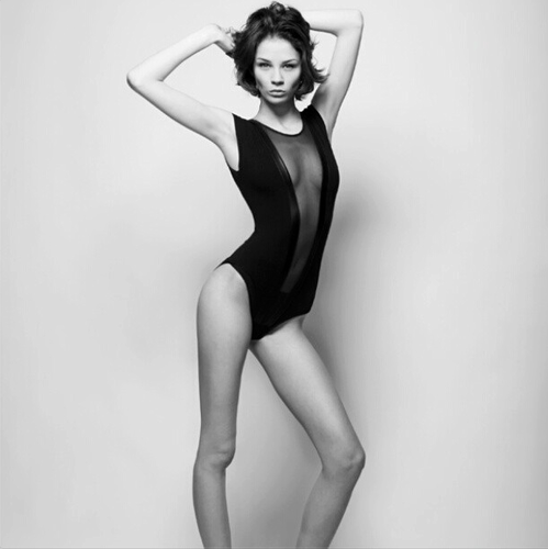 Antm winners 壁紙 with a maillot and a leotard titled Brittani