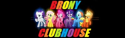 Brony Clubhouse Logo
