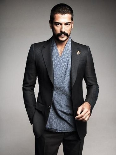Burak in beautiful suit