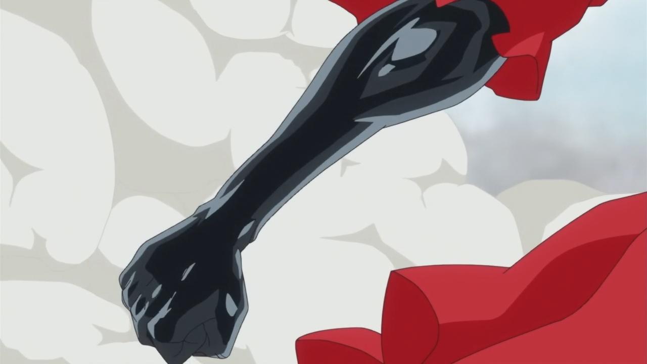 Busoshoku Haki Luffy - One Piece Photo (33446891) - Fanpop