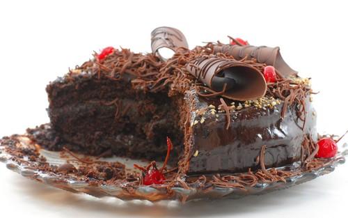 chocolat CAKE YUM!